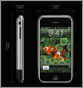 iphone telephone futur