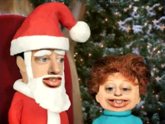 Têtes à Claques Noël