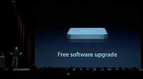 Apple TV upgrade gratuite
