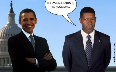Obama : Palmer en vrai ?