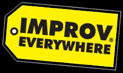 improv everywhere logo