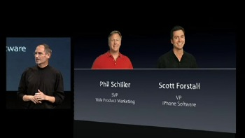 keynote iPhone SDK 14