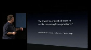 keynote iPhone SDK 21