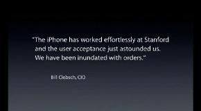 keynote iPhone SDK 25