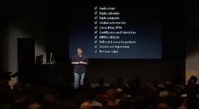 keynote iPhone SDK 63