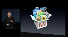 keynote iPhone SDK 88