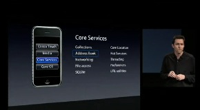 keynote iPhone SDK 106