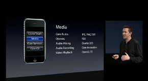 keynote iPhone SDK 108