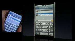keynote iPhone SDK 199