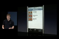 keynote iPhone SDK 206