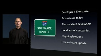 keynote iPhone SDK 247