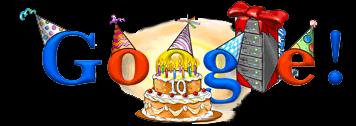 image Google 10 ans