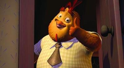 image poulet