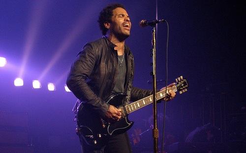 Lenny Kravitz concert