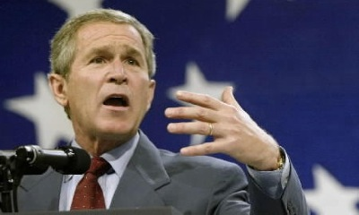 video insolite Bush