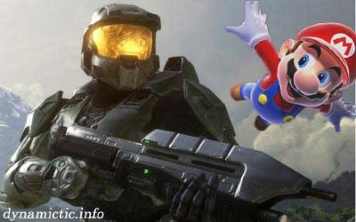 video de mario contre halo