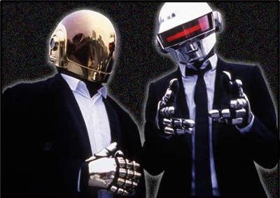 Daft Punk sampler