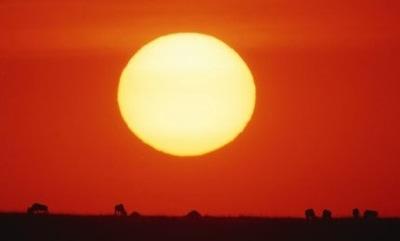 soleil sans fin en vidéo