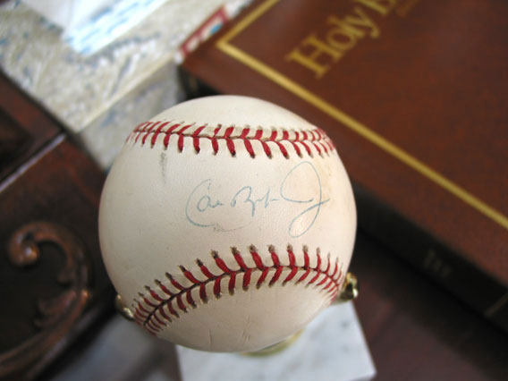 baseball insolite