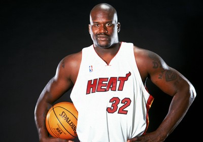 shaquille o neal beat it