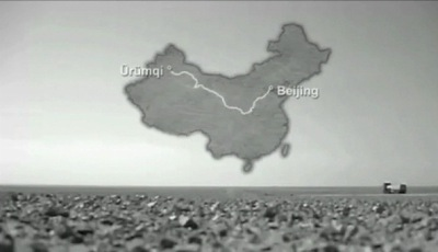 The Longest Way - Christophe Rehage marche en Chine