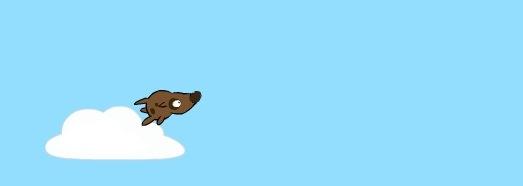 Paf le chien jeu facebook