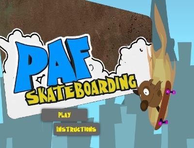 Paf Skateboarding