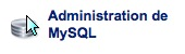 administration mysql