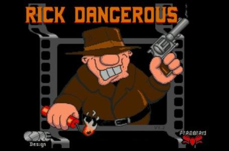 jouer rick dangerous
