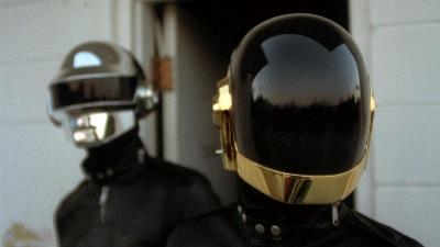 casque Daft Punk