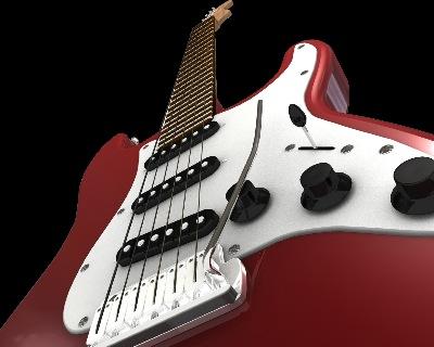 guitare insolite