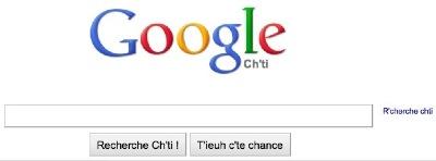publicité google chti