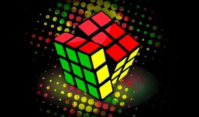 tetris rubik's cube