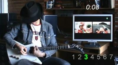 guitare formule 1