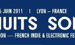 programme nuits sonores 2011