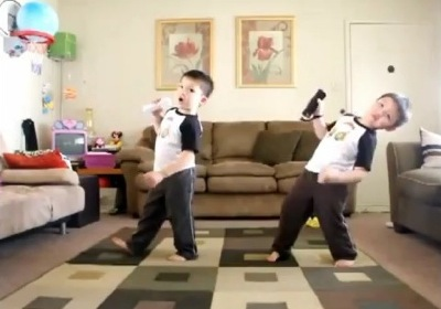 jumeaux just-dance wii
