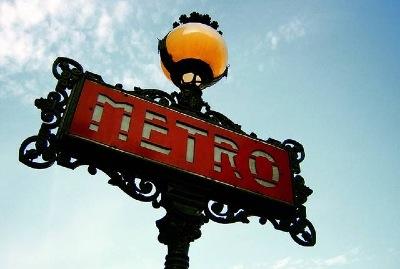 métro flashmob