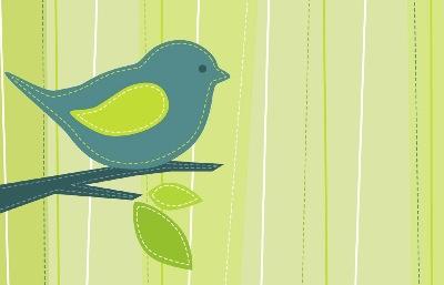 oiseau qui fait l'essui glace