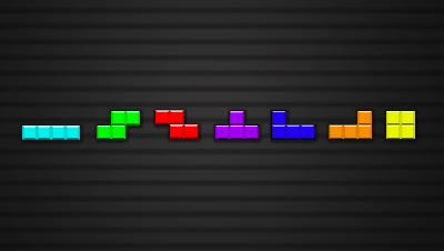 Tetris iPad stop motion