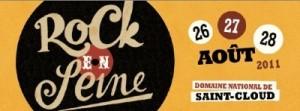 programme rock en seine 2011