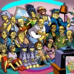 simpsons minercraft
