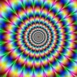 illusion d'optique avec imprimante