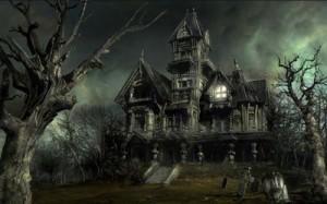 illuminations maison halloween