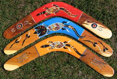 dieu du boomerang