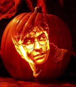 Citrouille Harry Potter