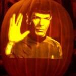 Citrouille Spock