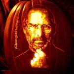 Citrouille Steve Jobs