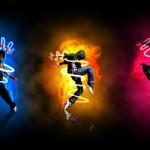 danse couleur