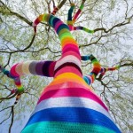 urban knitting arbre