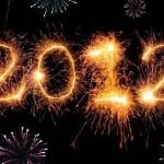 bonne année 2012